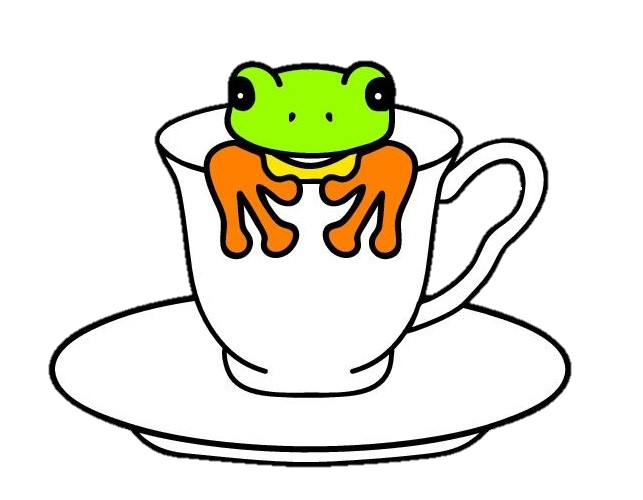 Frog in a Teacup